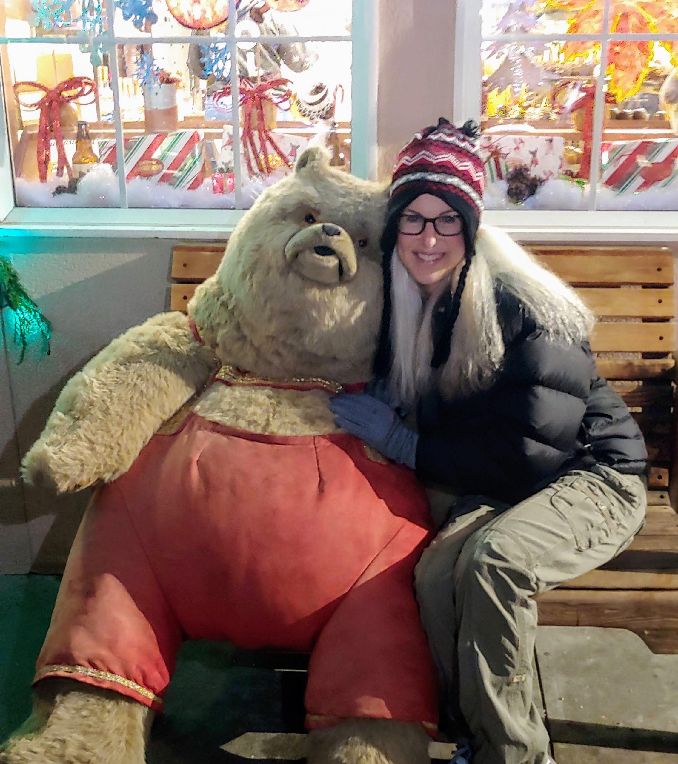 Alissa Teddy Bear